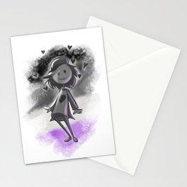 Ace Girl Stationery Cards