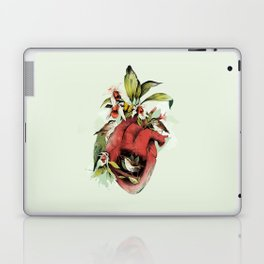 Heart Of Birds Laptop & iPad Skin