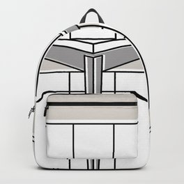 Villa Planchart -Detail- Backpack