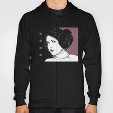 Princess Leia Pop Art Hoody