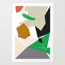 Bright Spark Art Print