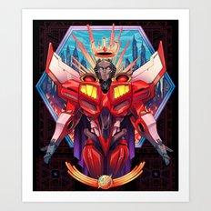 The Chosen One Art Print