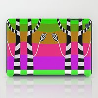 discount iPad Cases featuring Zebra Trees - Reflex by Roxana Jordan
