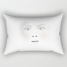 Face it Rectangular Pillow