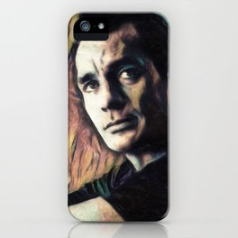 Jack Kerouac iPhone Case