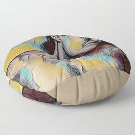 Disbelief Floor Pillow