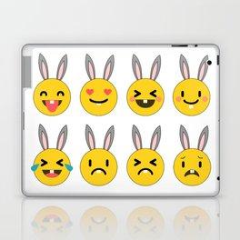 Easter Emoji Laptop & iPad Skin