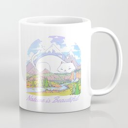 Nature Is Beautiful Coffee Mug