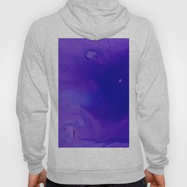 Purple Abstract Space Galaxy Hoody