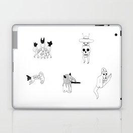 HALOWEEN Laptop & iPad Skin