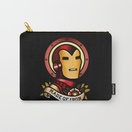 Made of iron Carry-All Pouch