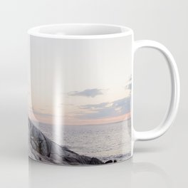 Ends and beginnings Coffee Mug