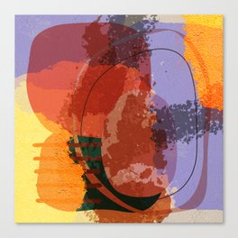 The new abstract Canvas Print