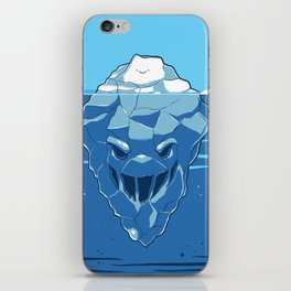 Below the Surface iPhone Skin