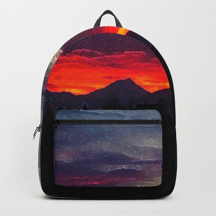 Darkness Ascending Backpack