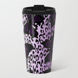 Leopard Butterflies Travel Mug