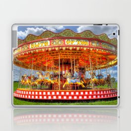 Carousel Merrygoround Laptop & iPad Skin