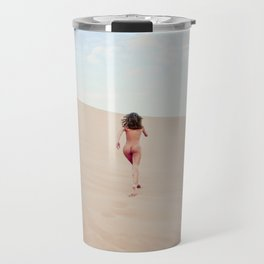 Carissima Hedy - Sandy Dune Nude Travel Mug