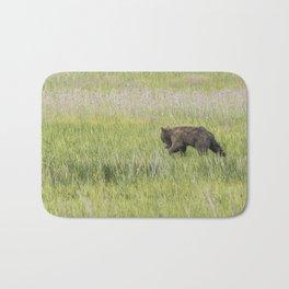 Young Brown Bear Cub, No. 1 Bath Mat