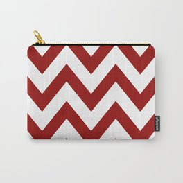 SOONER CHEVRON Carry-All Pouch