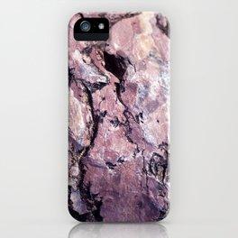 Rock Texture iPhone Case