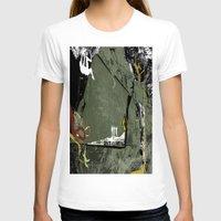 climbing T-shirts featuring Rock Climbing by Robin Curtiss
