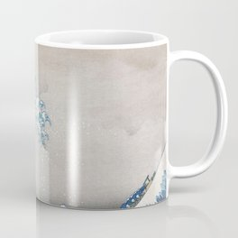 Under the Wave off Kanagawa Japanese Art Kaffeebecher