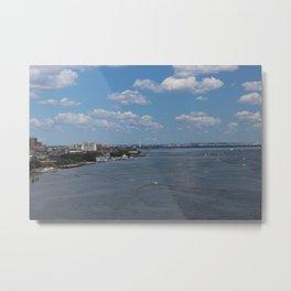 The Potomac River Metal Print