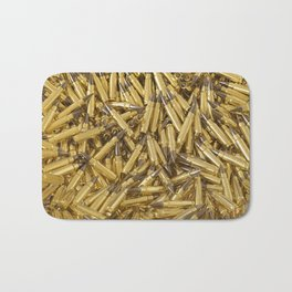 Full of ammo Bath Mat