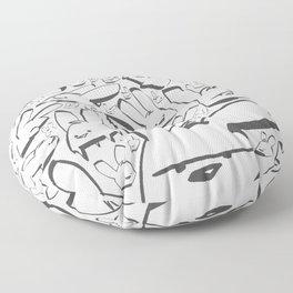 POLO - Montage Floor Pillow