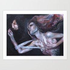 Rythmia Art Print