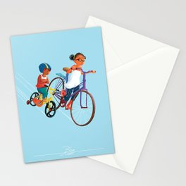 Our bicycle Stationery Cards