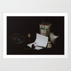 IV Art Print