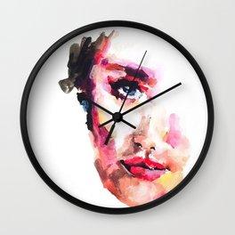 Mon Trésor Wall Clock