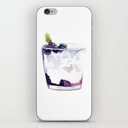 Cocktail no 5 iPhone Skin