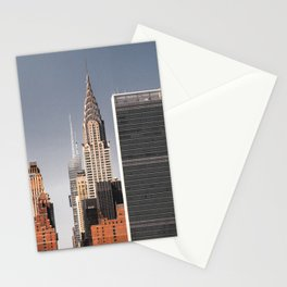 Chrysler view Stationery Cards