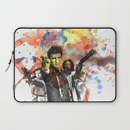 Fire Fly Poster Laptop Sleeve