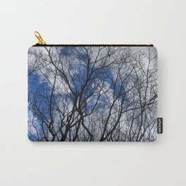 January Skies Carry-All Pouch