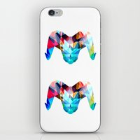 ram iPhone & iPod Skins featuring Ram by haroulita