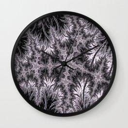 Frilly Nilly Wall Clock