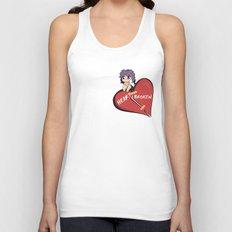 Heart Broken Unisex Tank Top