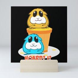 Hoard? I? Mini Art Print
