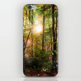 Morning Glory iPhone Skin