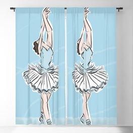 Ballerina Blackout Curtain