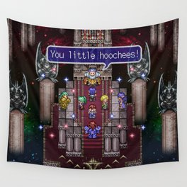 Lufia Too Little Hoochies Wall Tapestry