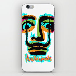 Hallucinate Dali iPhone Skin