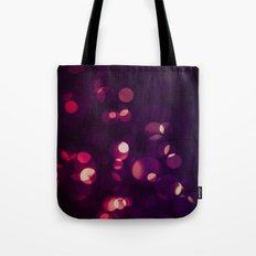 Glowing II Tote Bag