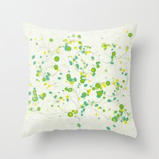 Seasons MMXIV - Spring Throw Pillow