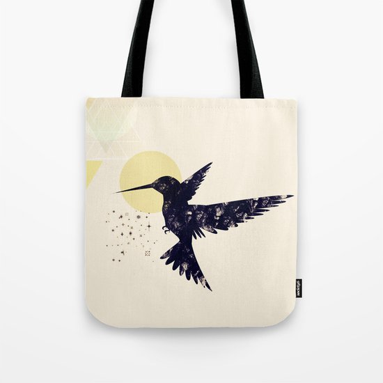 Bird X Tote Bag