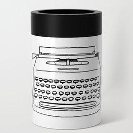 'Typewriter' Can Cooler